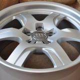 Jante originale Audi A5 17 inch - Janta aliaj Audi, 7, 5, Numar prezoane: 5, PCD: 112