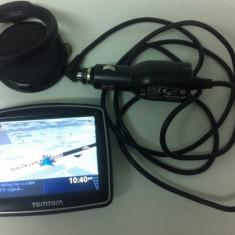 GPS Tomtom, Redare audio, Touch-screen display, Incarcator auto - TOMTOM Canada 310 harti noi 2013 incluse in pret.