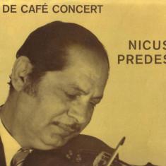 Nicusor Predescu-Muzica de cafe-concert - Muzica Lautareasca Altele