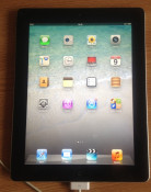 TABLETA IPAD GENERATIA 3 ,APLLE 16 GB WIFI,RETINA DISPLAY,model 1416 foto