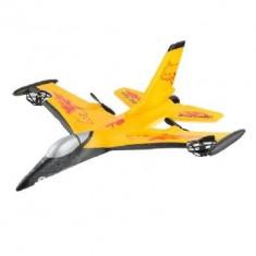 Avion de jucarie, Alte materiale, Unisex - SUPER AVION F-16 RADIOCOMANDAT 4 CANALE, DE MARCA LIMA TOYS ITALY.4 MOTOARE, NOU 2013.