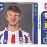 Cartonas de colectie - Abtibild Panini Antal Otelul Galati UEFA Champions League 2011-2012