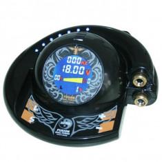 Masina tatuaje - Sursa de tensiune digitala de tatuat cu doua iesiri dubla UFO