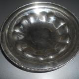 Fructiera din argint 800, Vas