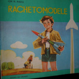 Ion Radu, Rachetomodele - Carti Transporturi