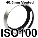 Parasolar 40.5mm Vented Leica Crom - Parasolar Obiectiv Foto, Filet