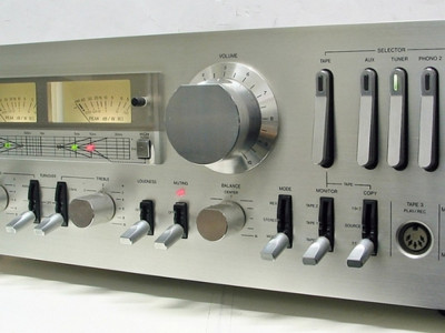 Amplificator - statie - solid state AIWA AA 8700E foto