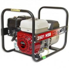 Generator curent AGT 3501 HSB, Generatoare industriale