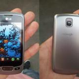 Telefon mobil LG Optimus One, Argintiu, 8GB, Vodafone, 128 MB, Smartphone - LG Optimus One P500