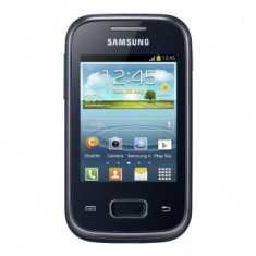 Telefon mobil Samsung Galaxy Pocket, Negru - Samsung Galaxy Pocket s5300