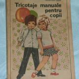 Carte design vestimentar - VALENTINA OSAN VARZOB - Tricotaje manuale pentru copii [peste 100 modele de imbracaminte pentru baieti si fete, pana la varsta de 12 ani] fara planse