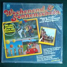 Disc vinil - Wochenend & Sonnenschein - Muzica Jazz, VINIL