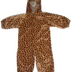 Costumatie carnaval, serbare Girafa, 2-3 ani - Costum petrecere copii