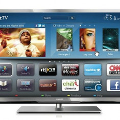 Smart TV 3D Full HD Philips 32PFL5507K (81cm) - Televizor 3D Philips, 32 inchi (81 cm), HDMI: 1, USB: 1, Lan: 1, Wireless: 1