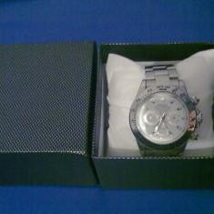 Replica Rolex + Cutie Cadou - Ceas barbatesc Rolex, Mecanic-Automatic
