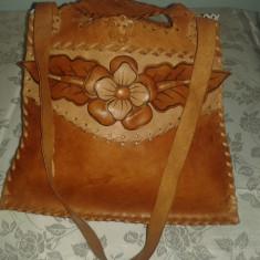 Geanta Handmade Piele