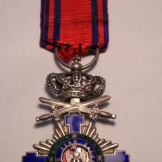 Steaua Romaniei Militar pe timp de pace - Ordin