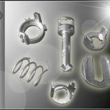 Kit de reparatie inchidere butuc(yala) maner usa Bmw E46 ('98-'07) fata dreapta