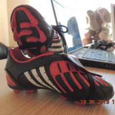 Adidasi ADIDAS Predator TRX HG marimea 29 interior 17, 5 cm NOI SUPEROFERTA !!!!!!!!!!!!!!! - Adidasi copii, Baieti