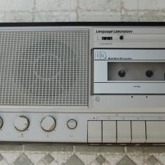 Casetofon / reportofon Philips - Language Laboratory/Audio Active Comparative AAC 5000, raritate