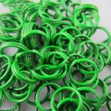 Accesorii bijuterii: coliere, bratari - Pachet Inele Inel dublu 10 Bucati 6mm