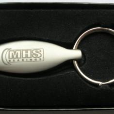 Breloc Barbati - Breloc metalic MHS, pentru chei