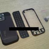 Vand Carcasa Nokia N97 Mini Maro Sapphire Noua , Completa Metalica