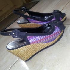 Sandale dama, Marime: 40 - Sandale cu platforma