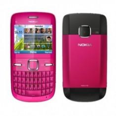 Vand Telefon Jucarie Macheta Nokia C3 ROZ PINK ROSU NOUA Jucarie - Jucarii