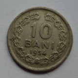 10 bani 1954 - piesa 1 - - Moneda Romania