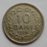 10 bani 1954 - piesa 5 - - Moneda Romania