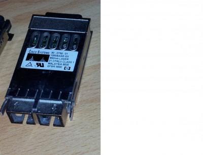 Transceiver optic - GBIC Cisco WS-G5484 1000Base-SX 850nm foto