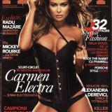 REVISTA PLAYBOY NR. 4 (114) DIN APRILIE 2009 (CARMEN ELECTRA) - Reviste XXX