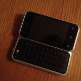 Telefon mobil Motorola backflip mb300 - Telefon Motorola, Gri, 2GB, Neblocat, Dual SIM, Single core