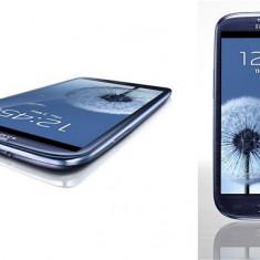 Telefon mobil Samsung Galaxy S3, Albastru, 16GB, Orange, Quad core, 2 GB - SUPER OFERTA SAMSUNG GALAXY S3
