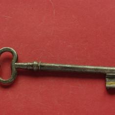 Cheie veche deosebita de colectie pentru usa !!!! - Metal/Fonta