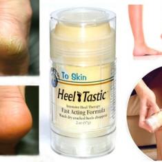 Tratament pentru calcaie Heel Tastic, PENTRU CALCAIELE SPARTE, FISURATE..