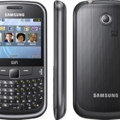 Telefon Samsung, Wi-Fi, GPS, Bluetooth, E-mail, MP3 Player - Vand Samsung C3350 Chat