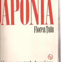 (C3430 JAPONIA DE FLOREA TUIU, ED. SPORT-TURISM, ALBUM - Carte Geografie