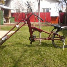 Bicicleta Chopper - Chopper Bike