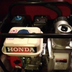 Motopompa apa murdara Honda WT 40 X - Pompa gradina