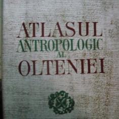 St. M. Milcu / H. Dumitrescu - Atlasul antropologic al Olteniei - Album Arta