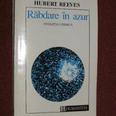 RABDARE IN AZUR- EVOLUTIA COSMICA- HUBERT REEVES - Carte Astronomie