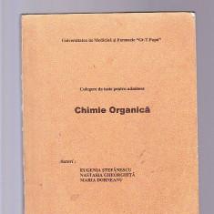 CHIMIE ORGANICA - Manual scolar, Clasa 12