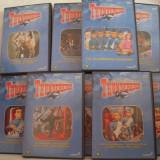 Film serial Altele, Aventura, DVD, Engleza - Vand set 9 dvd-Thunderbirds-originale, netraduse