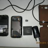 Vand htc sensation z710e - Telefon mobil HTC Sensation, Negru, Neblocat