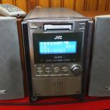 Combina JVC CA-UXB70 - 2 x 60W(RMS) - impecabila - telecomanda - Combina audio, Mini-sistem