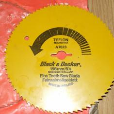 DISC CIRCULAR TEFLON BLACK&DECKER