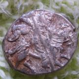 Moneda Medievala - * Copeica Rusia Pscov - IB/P - Ivan cel Groaznic - 1547 - Dinastia Rurik