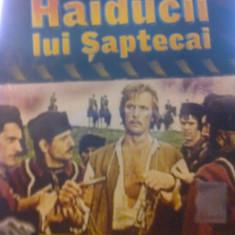 FLORIN PIERSIC-haiduci lui 7 cai - Film Colectie Altele